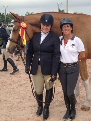 Jaime Steinhaus and Denice Perry