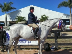 Winning the Under Saddle