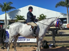 Winning the Under Saddle