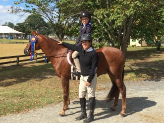 Emma Pell and Glenhaven Work Of Art with Denice Perry