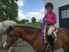 Emma Pell's BCR ribbon