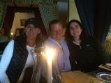 Leslie Kopp, Elizabeth Wiley and Chiara Carney