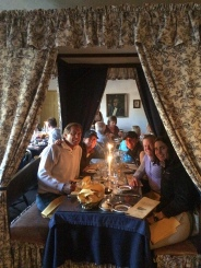 Gettysburg dinner