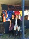 Chiara Carney and Virginia Bonnie