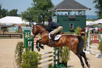 Colleen Hahn and HJ Vasco