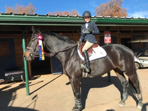 Champions Emma and Amelie