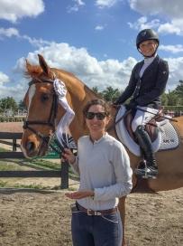 Emma Pell, Chiara Carney and Ari 55