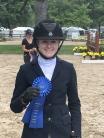 Virginia Bonnie wins the VHSA Medal