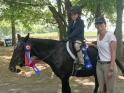Mosie Pennington and Chiara Carney